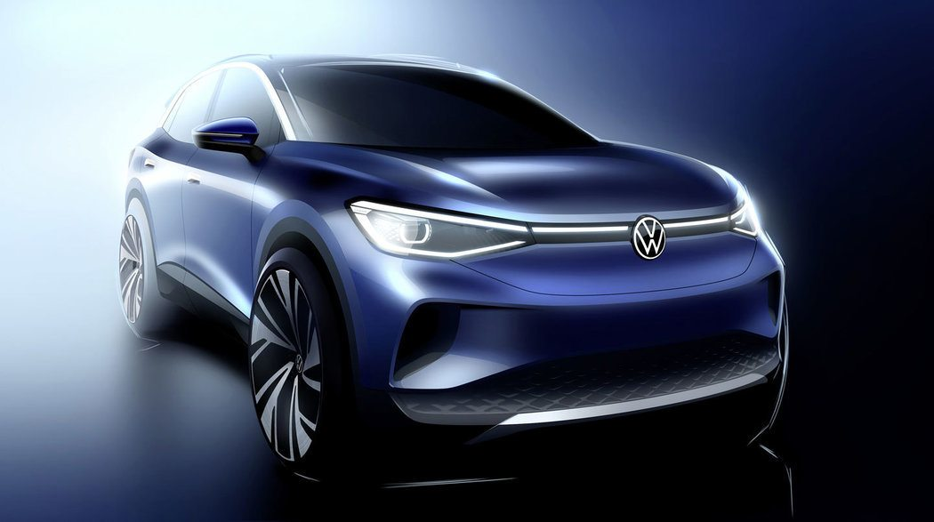 Volkswagen elige al nuevo ID.4 como el líder de la ofensiva eléctrica por deportividad
