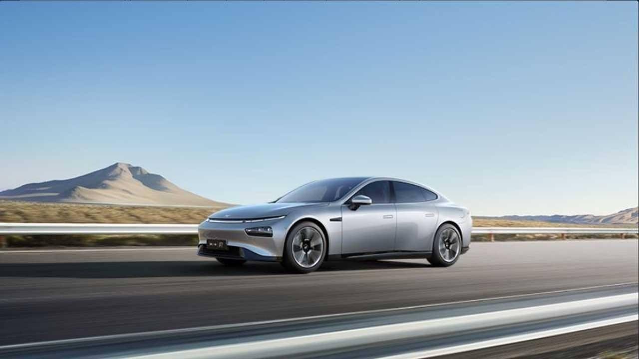 El Xpeng P7 estrena permiso para pruebas de conducción autónoma en Estados Unidos