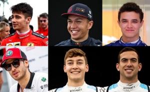 Seis pilotos profesionales actuales para el segundo GP virtual de la F1
