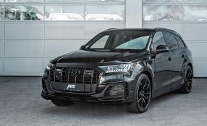ABT Sportsline radicaliza el Audi SQ7 con un completo paquete de mejoras