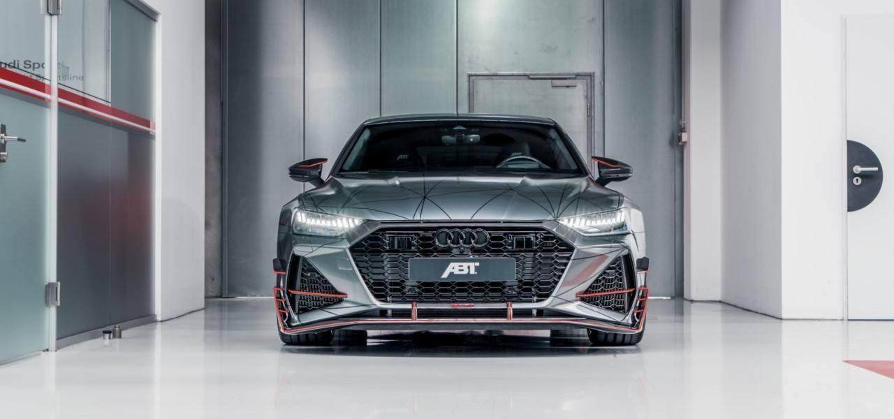 ABT RS7-R, la edición limitada más extrema sobre el fastback más deportivo