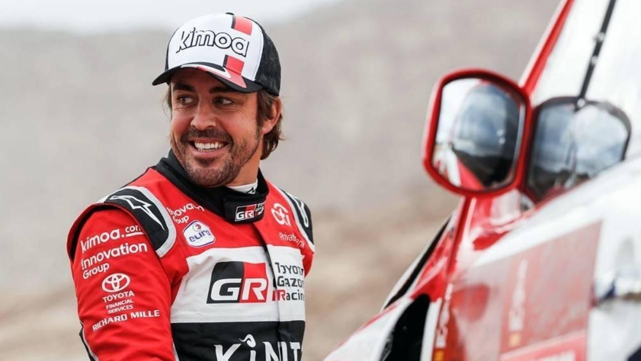 Alonso: «Tras dos años fuera de la F1 tengo energías renovadas»