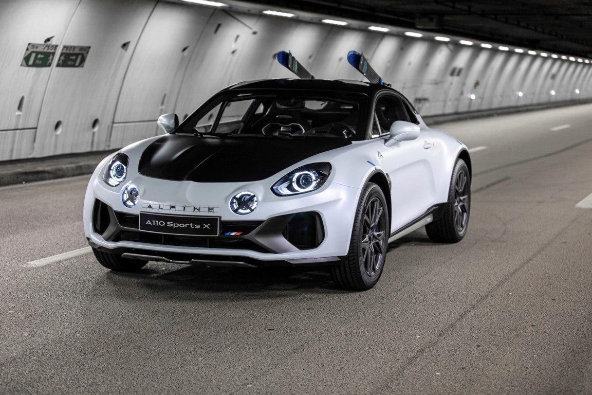 El nuevo responsable al frente de Alpine reconsidera el proyecto de SUV deportivo