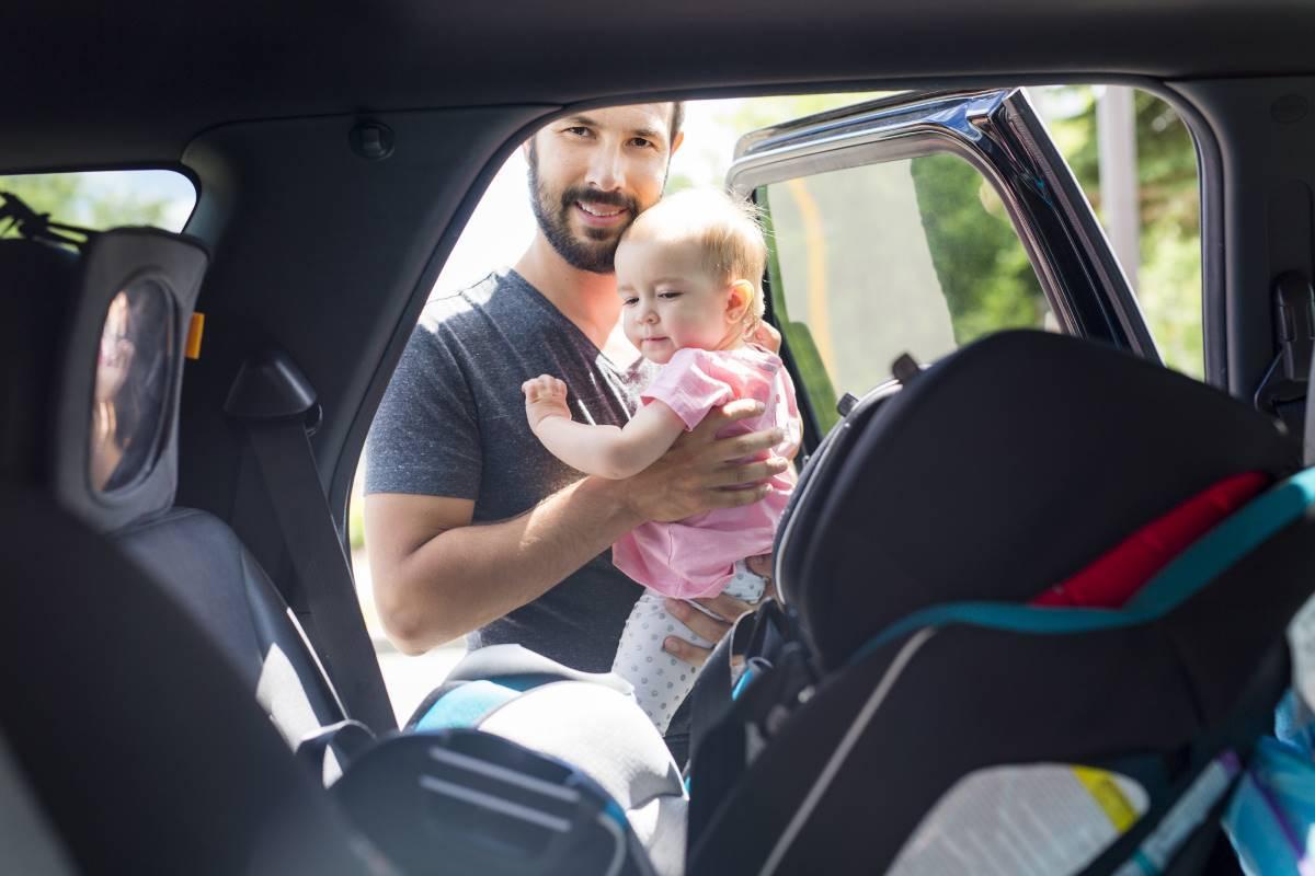 ¿Cuándo usan los niños alzador en el coche? ¿con respaldo o sin él?