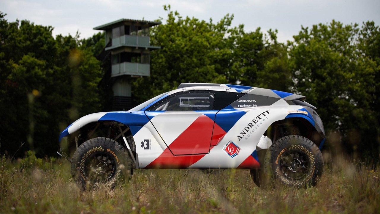 Andretti Autosport se une a la 'aventura' de Extreme E