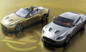 Los nuevos Aston Martin Vantage V12 Zagato Heritage Twins comienzan su producción