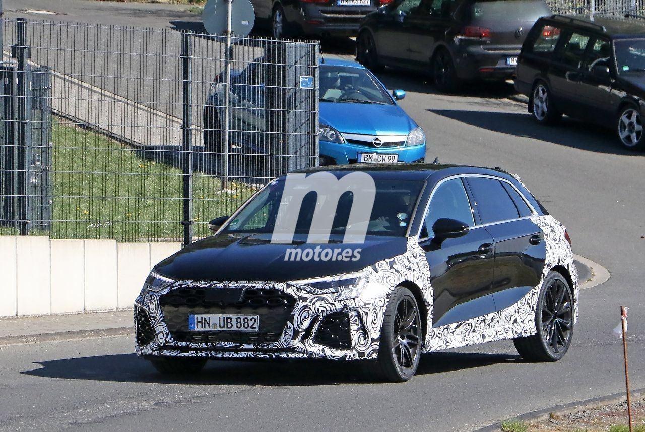 2020 Audi A3 mkIV 35