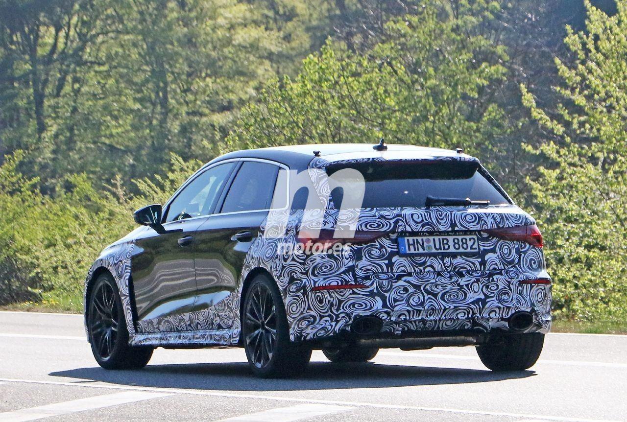2020 Audi A3 mkIV 45