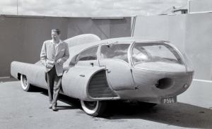 Berggren Future Car, memorias de África desde Suecia
