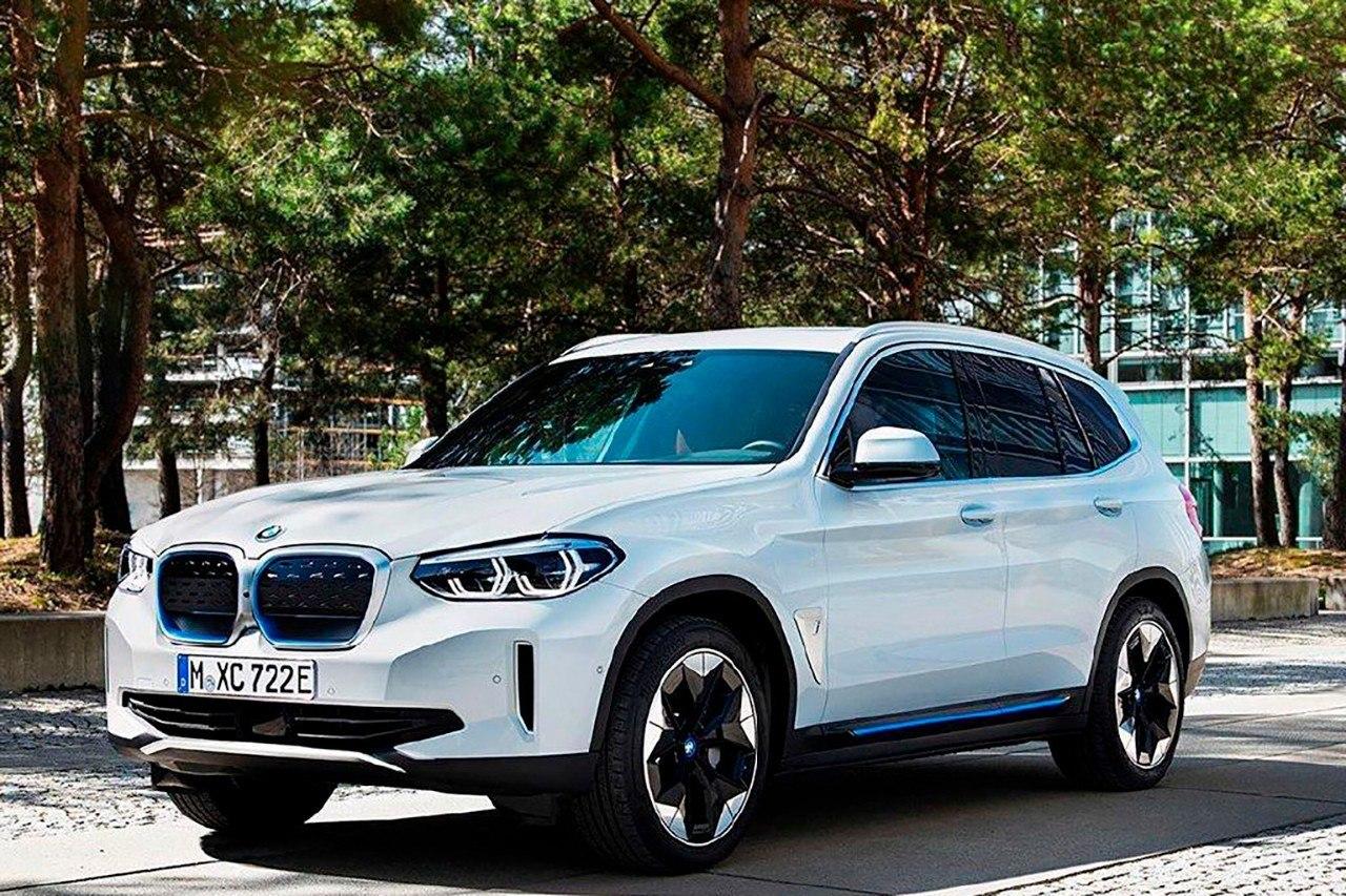 Una filtración desvela al nuevo BMW iX3 de producción, el SUV eléctrico se acerca