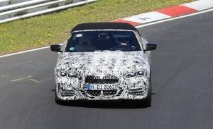 La nueva generación del BMW Serie 4 Cabrio se pone a tono en el circuito de Nürburgring