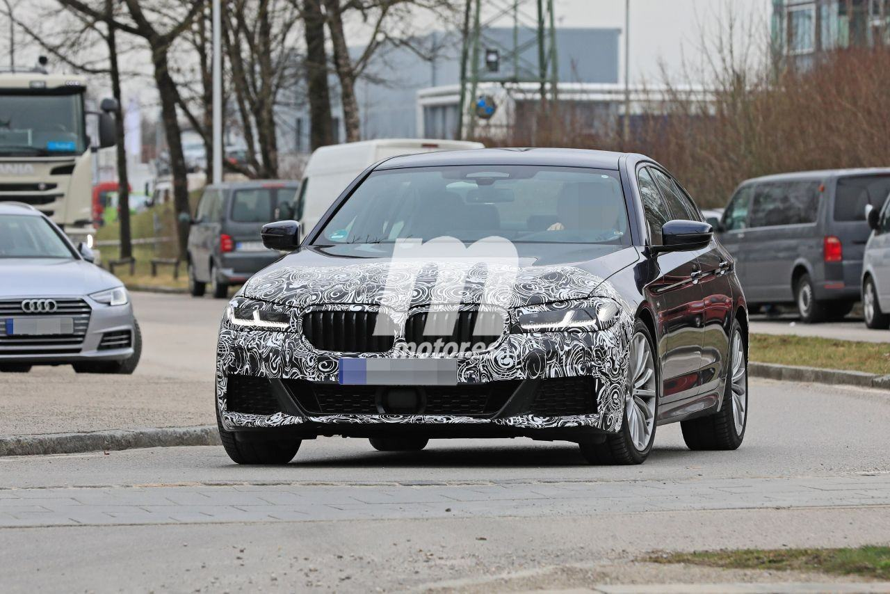 BMW Serie 5 (G30) LCI (2020) 9