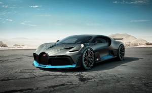 Desvelado el Bugatti Divo de producción antes de las primeras entregas