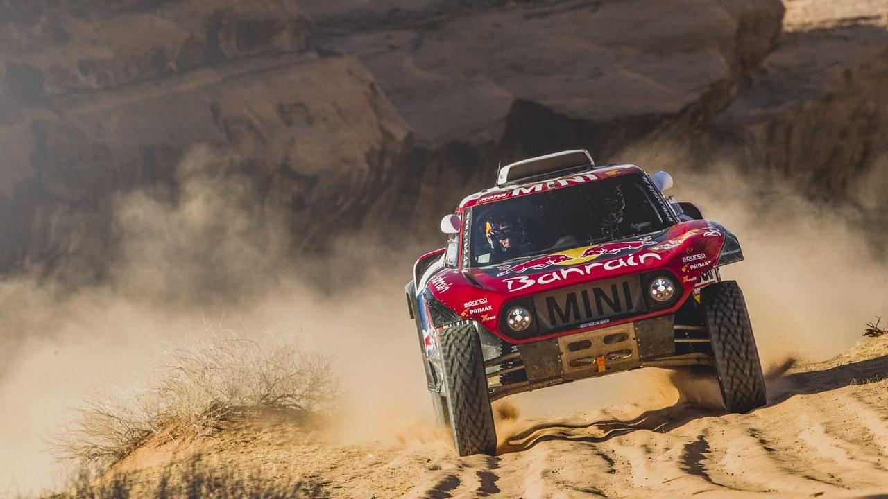 """Carlos Sainz: """"Me gustaría defender mi victoria en el Dakar en 2021"""""""