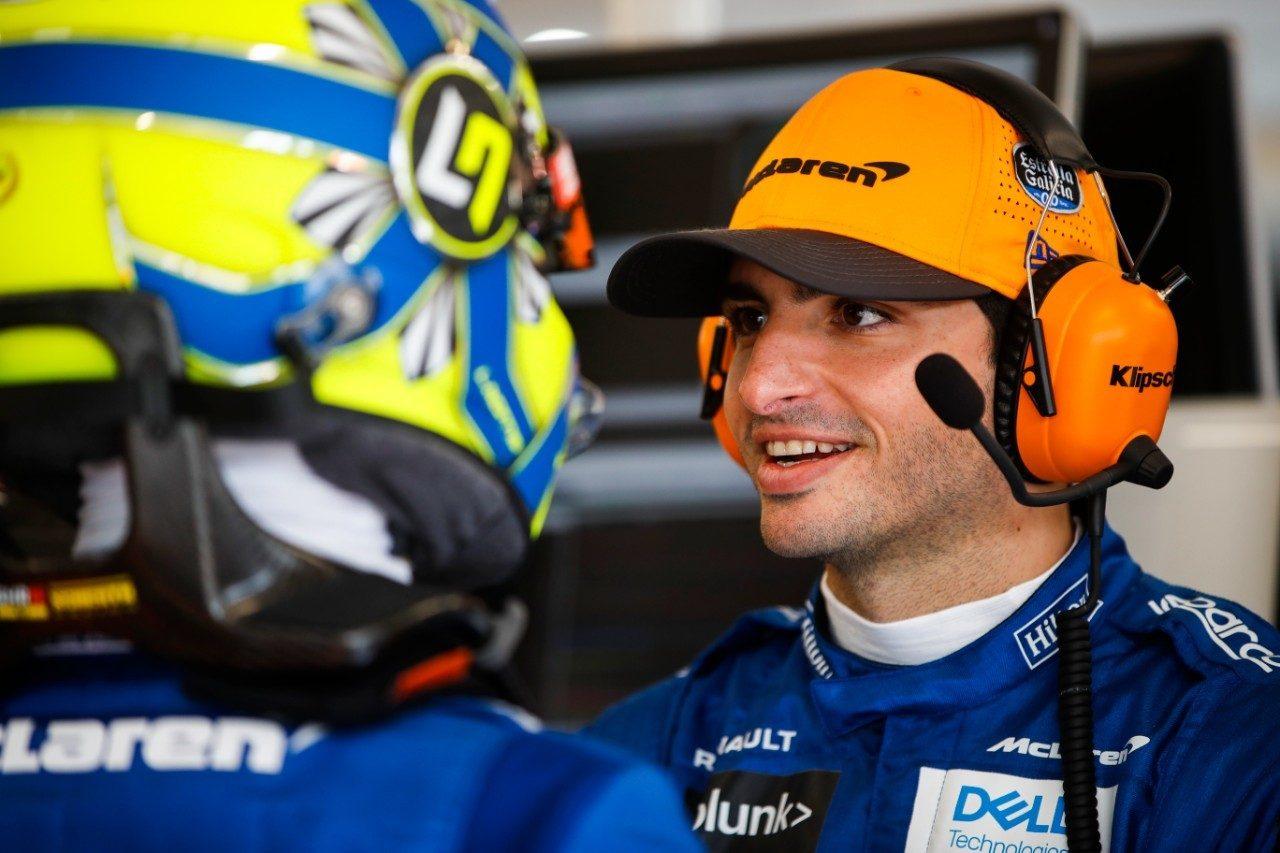 Sainz se apunta al campeonato virtual de la Fórmula 1