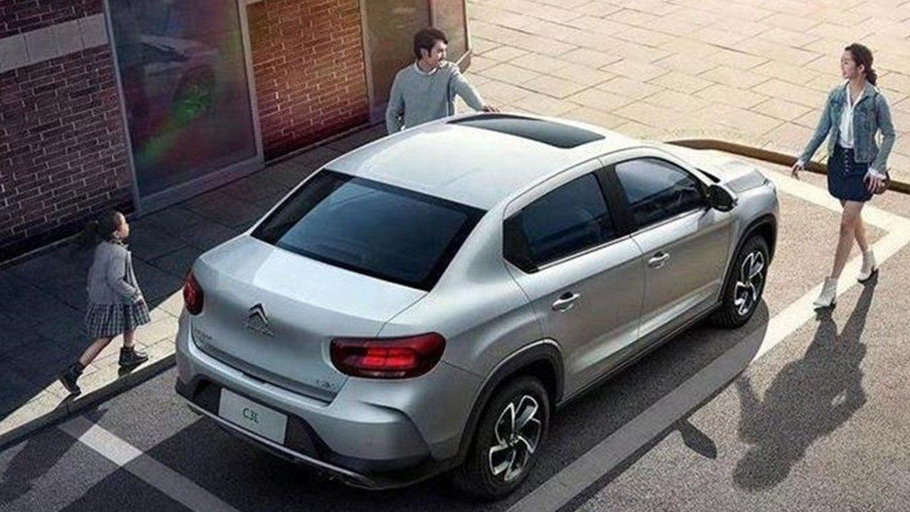 Citroën C3L (2019) 26