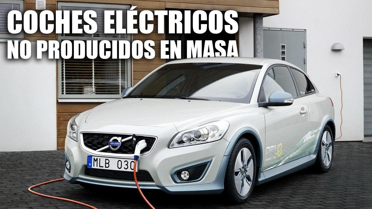 5 coches eléctricos que no llegaron a producirse en masa