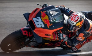 Dani Pedrosa considera hacer un 'wild card' si es útil para KTM