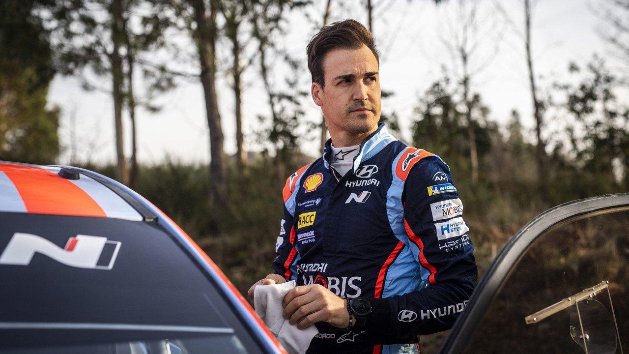 Dani Sordo: «La evolución de Hyundai en el WRC ha sido impresionante»