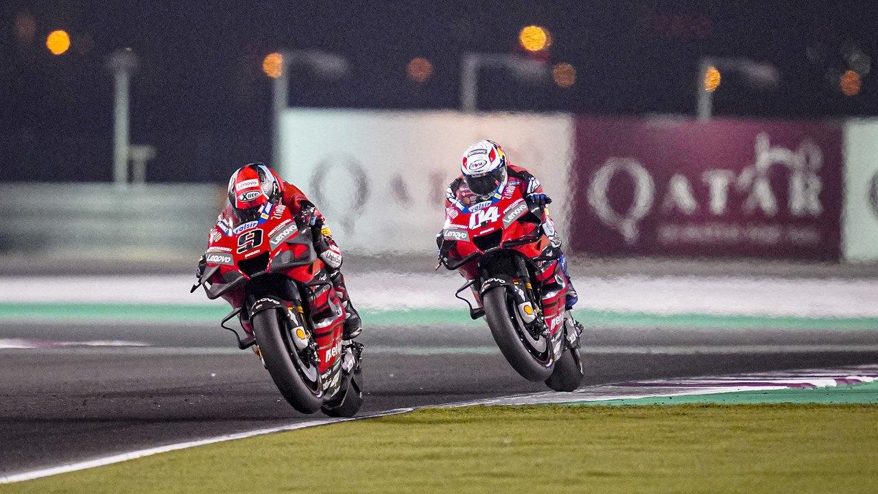 Ducati decidirá su alineación de 2021 entre sus cinco pilotos de MotoGP