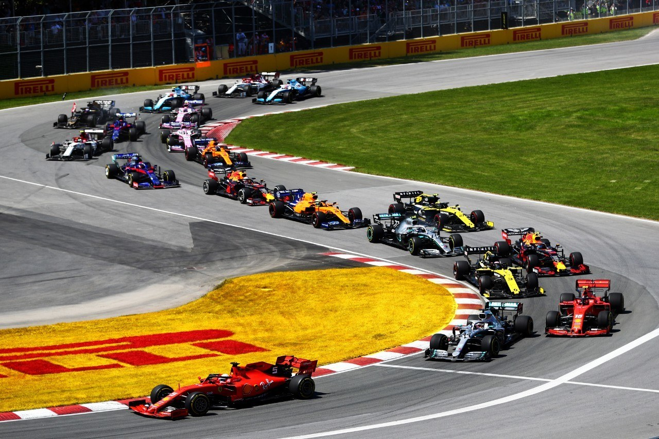 La F1 suspende oficialmente el GP de Canadá por el coronavirus