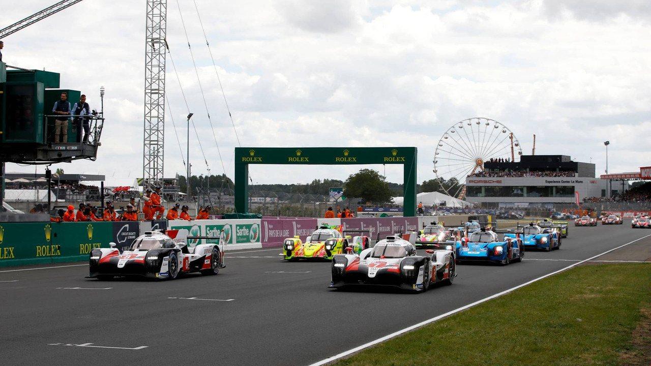 FIA y ACO definen el programa de las 24 Horas de Le Mans de 2020