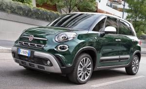 Exclusiva: El Fiat 500L Cross tiene los días contados