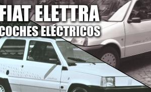 Elettra, la desconocida gama de coches eléctricos de Fiat que marcó una época