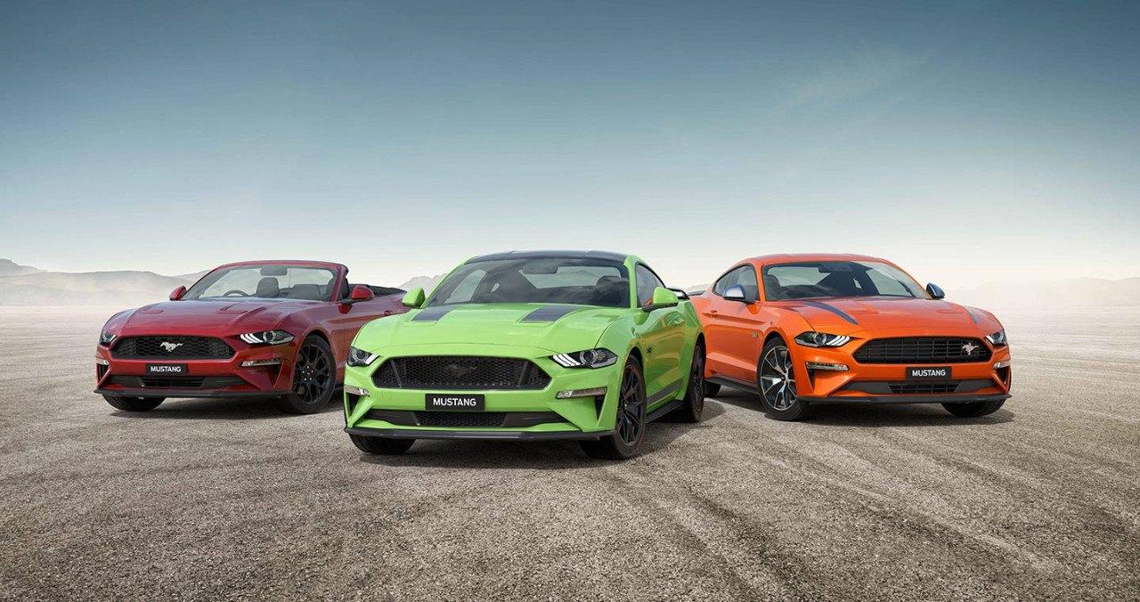 Se filtran importantes novedades de la nueva gama Ford Mustang 2021