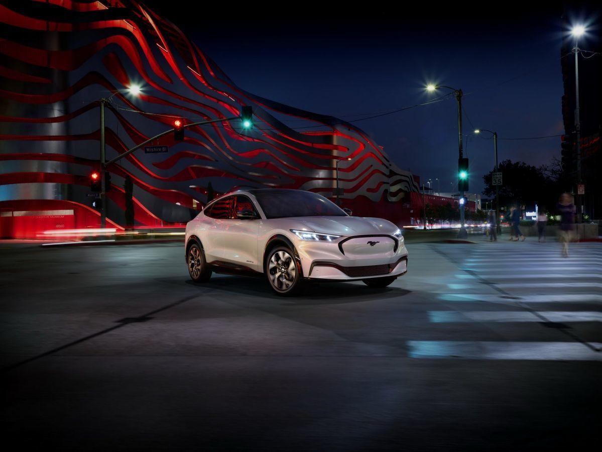 El Ford Mustang Mach-E será más potente de lo anunciado inicialmente