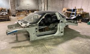 Los restos del último GM EV1 disponible vendidos por más de 20.000 $