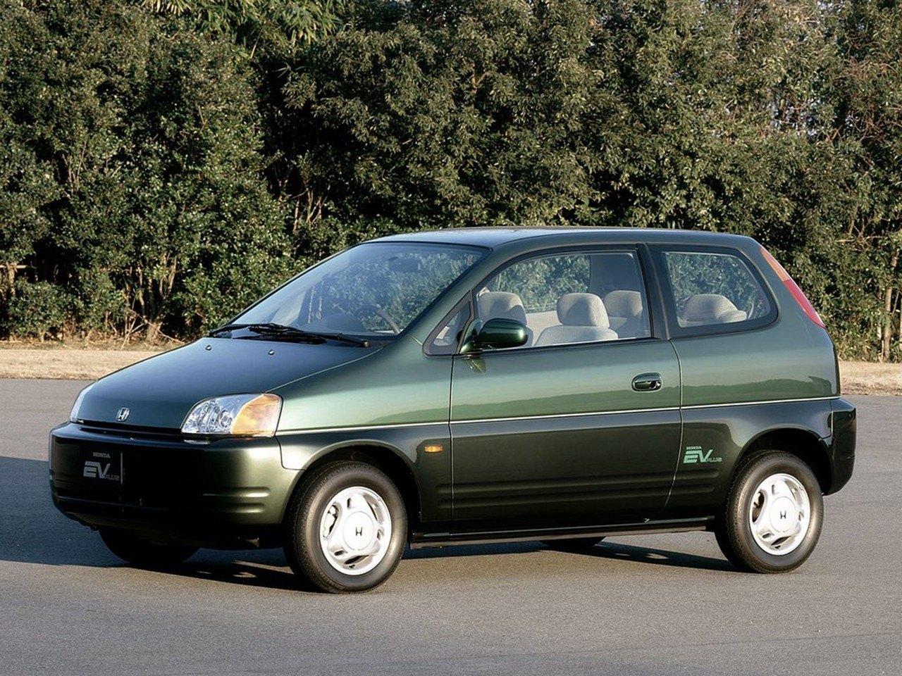 Honda EV Plus, el primer eléctrico que renunció al plomo