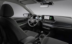 Hyundai muestra con más detalle el interior del nuevo i20 2020