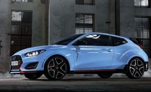 El Hyundai Veloster N estrena el cambio automático DCT de 8 velocidades