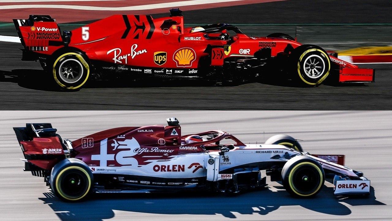 Las ideas de Vettel y Kubica para «mejorar el espectáculo» de una F1 demasiado «pesada»