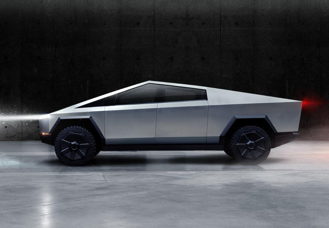 Estos son los primeros cambios del futuro Tesla Cybertruck de serie