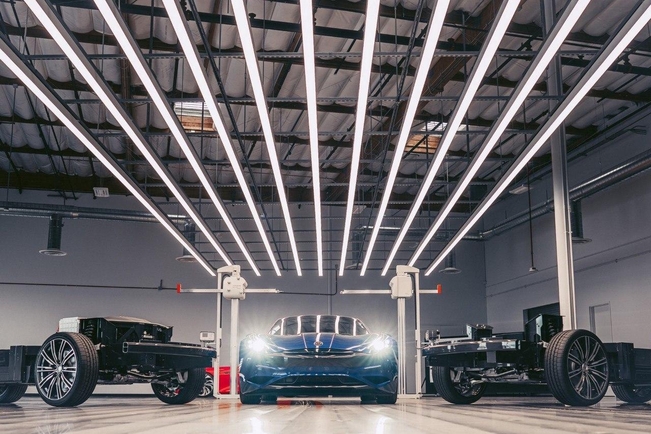 Karma Revero GTE: Karma anuncia su primer modelo eléctrico puro