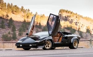 Amores de juventud: el Lamborghini Countach