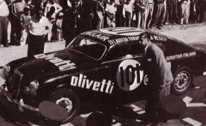 4.000 horas de trabajo de restauración ha necesitado este Lancia Aurelia B20 GT único