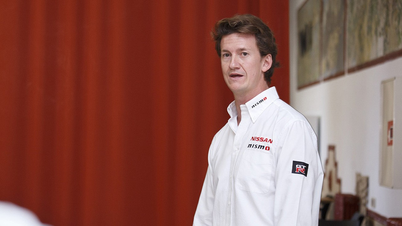 Lucas Ordóñez se confiesa: «Uno de mis sueños es hacer el Dakar»