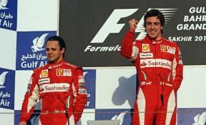 Massa: «Alonso tiene un talento comparable al de Schumacher»