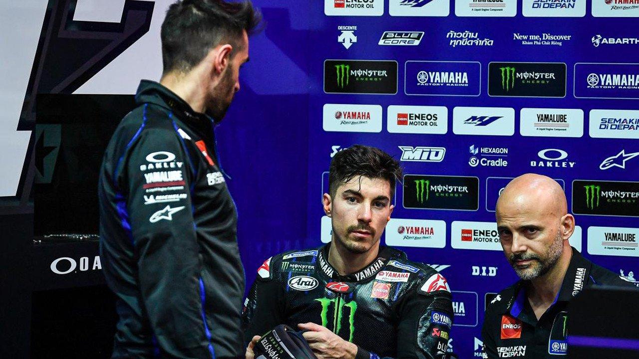 Maverick Viñales: «Ha sido difícil elegir entre Ducati y Yamaha»