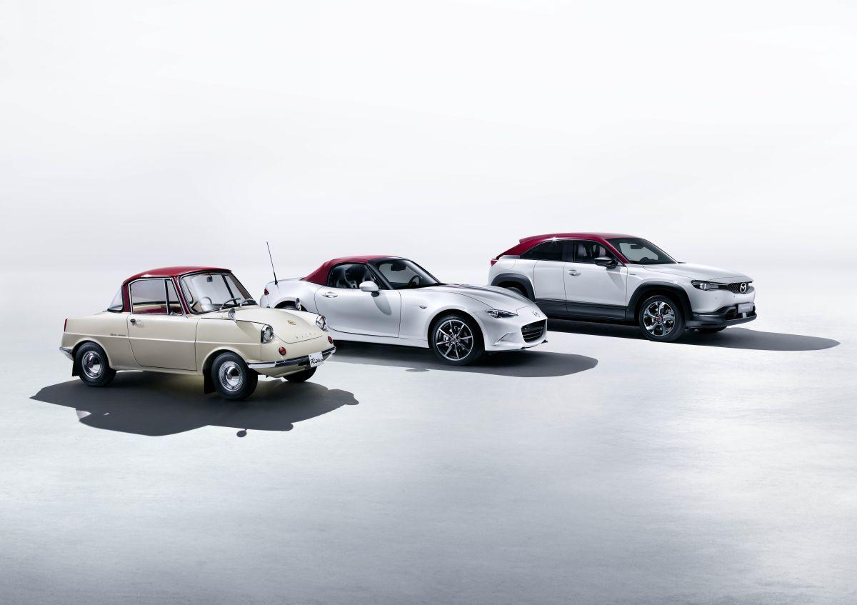 Mazda presenta nueva edición especial por su primer centenario