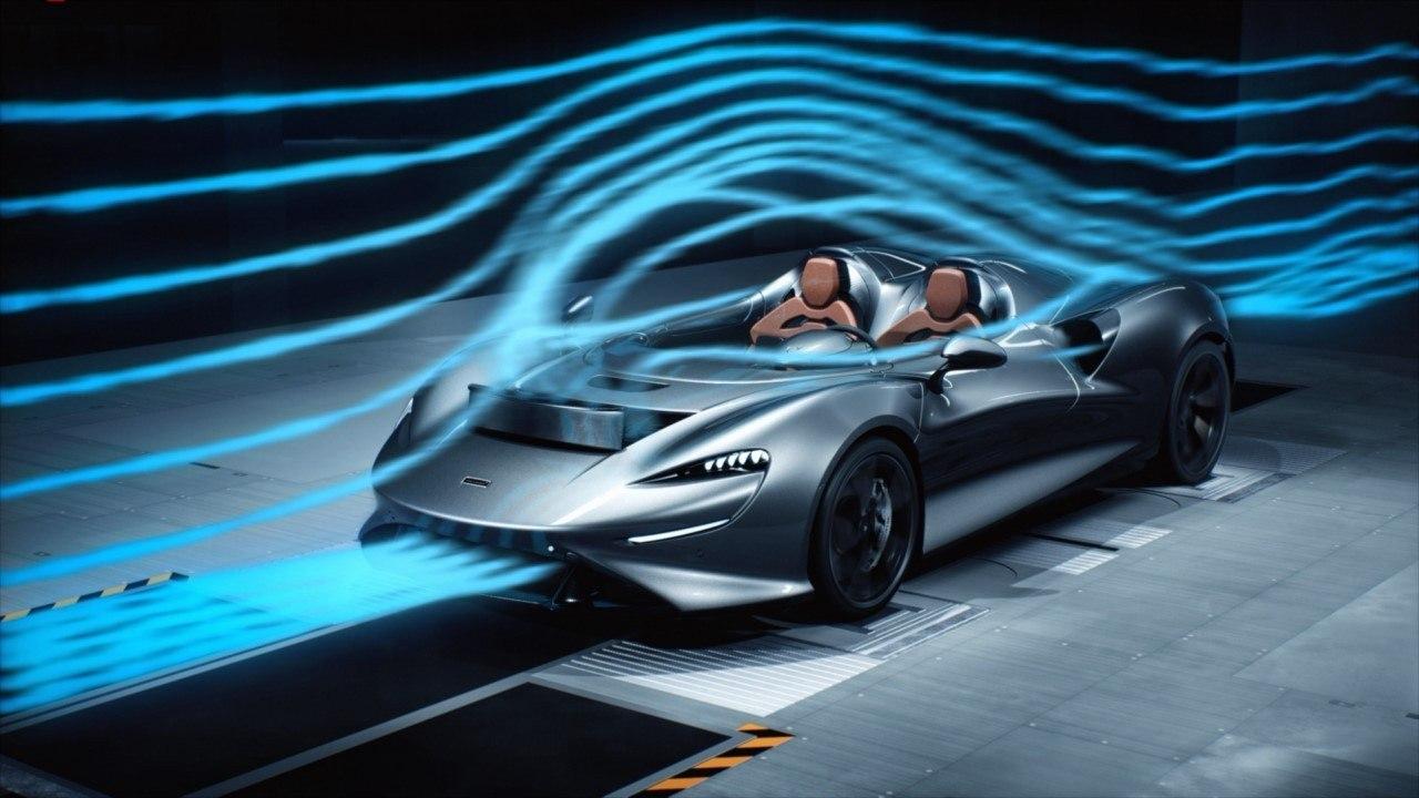 McLaren explica la tecnología aerodinámica de los Elva y Senna GTR en vídeo