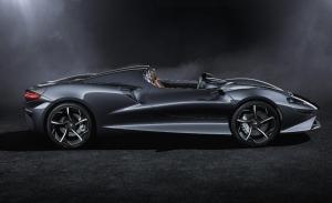 La producción del McLaren Elva será recortada a 249 unidades