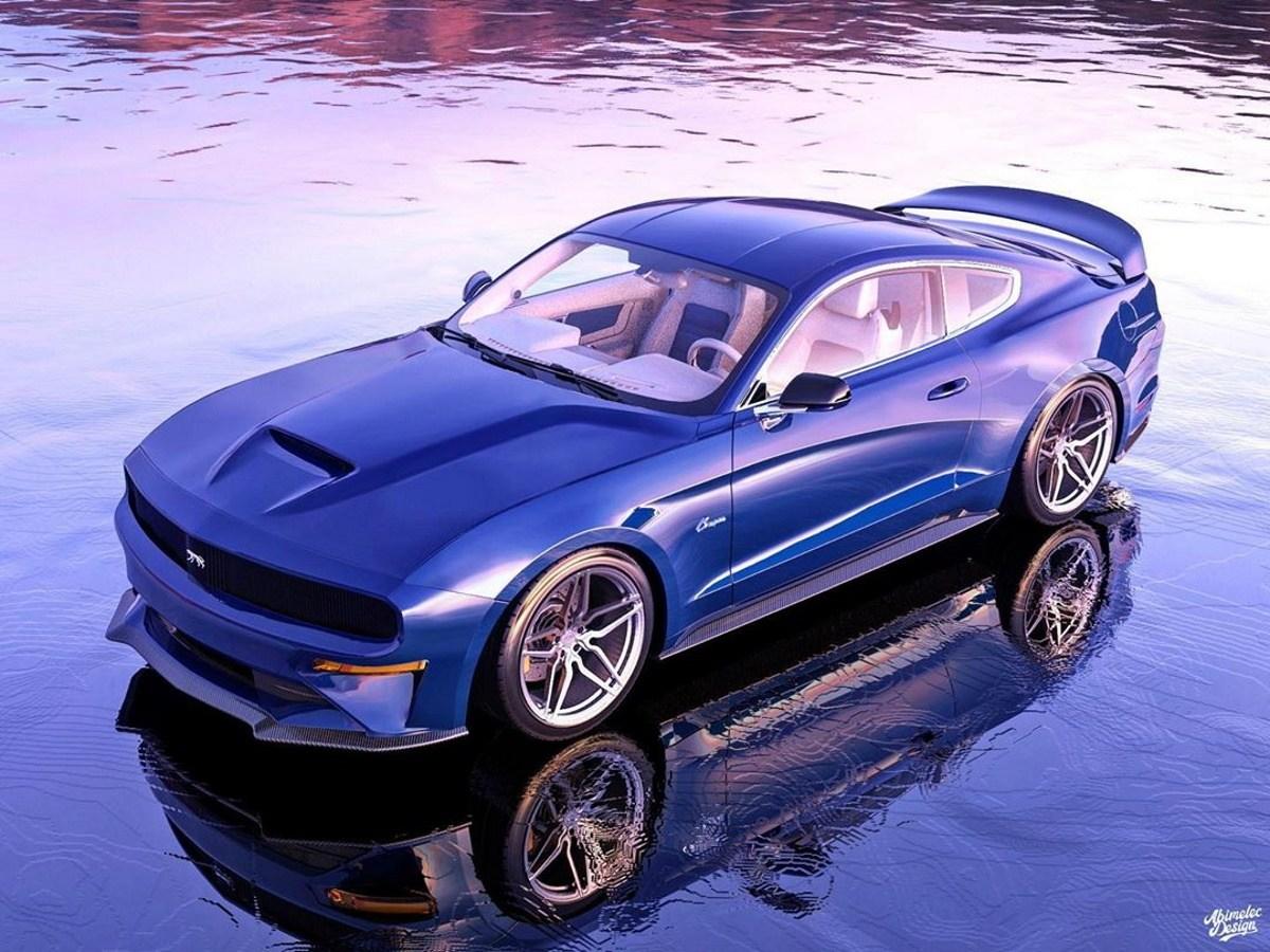El Mercury Cougar resucita como un Mustang más lujoso
