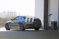 Sorprendido un prototipo del nuevo BMW i4 2021 mientras carga su batería