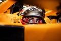 Sainz insiste en verse de naranja: «¿Ferrari? Prefiero no comentar rumores»
