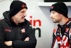Grosjean: «Si fuera tan malo, imagina lo estúpido que sería mi jefe al mantenerme»