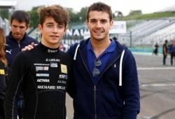 Leclerc recuerda a su mentor: «Bianchi habría brillado más que yo en Ferrari»